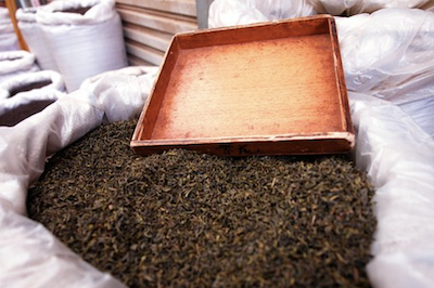 Kombucha or black tea extract (Black Tea Ferment)